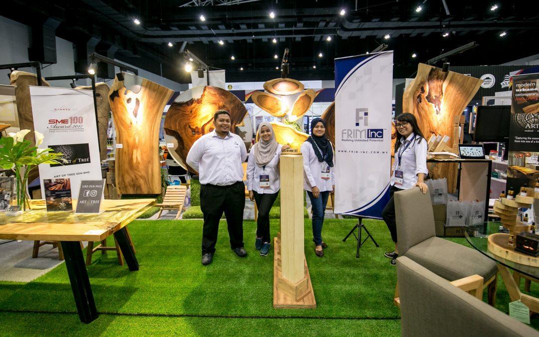 FRIM Incorporated Sdn Bhd at Selangor International Expo 2018